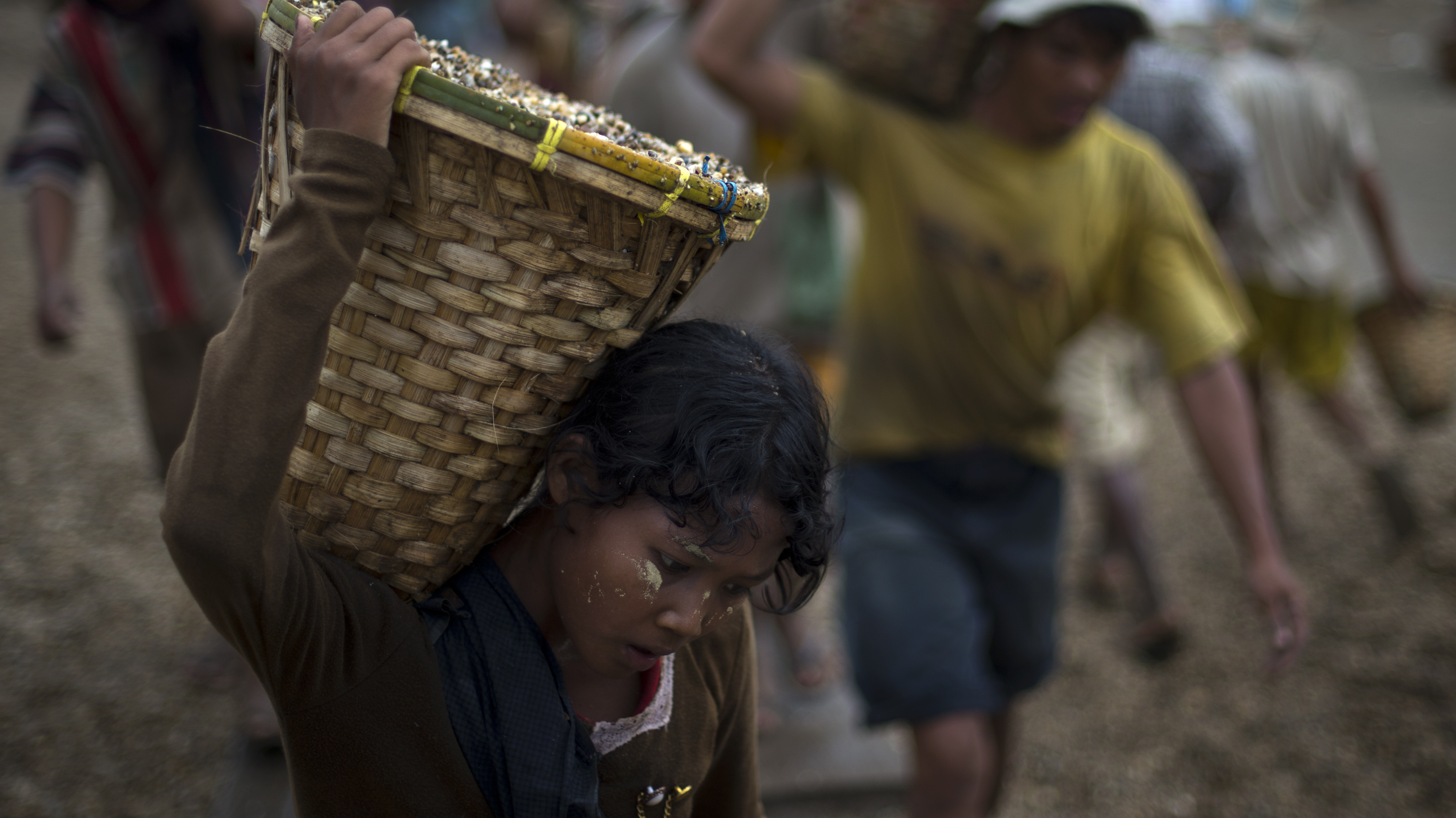 Youth Interrupted: Myanmar's Underage, Illiterate Workers