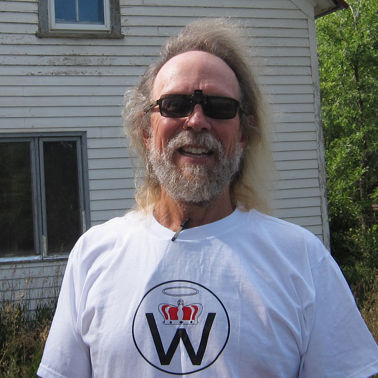 Craig Cobb has bought up property in tiny Leith, N.D., and started giving some away to white supremacist leaders.
