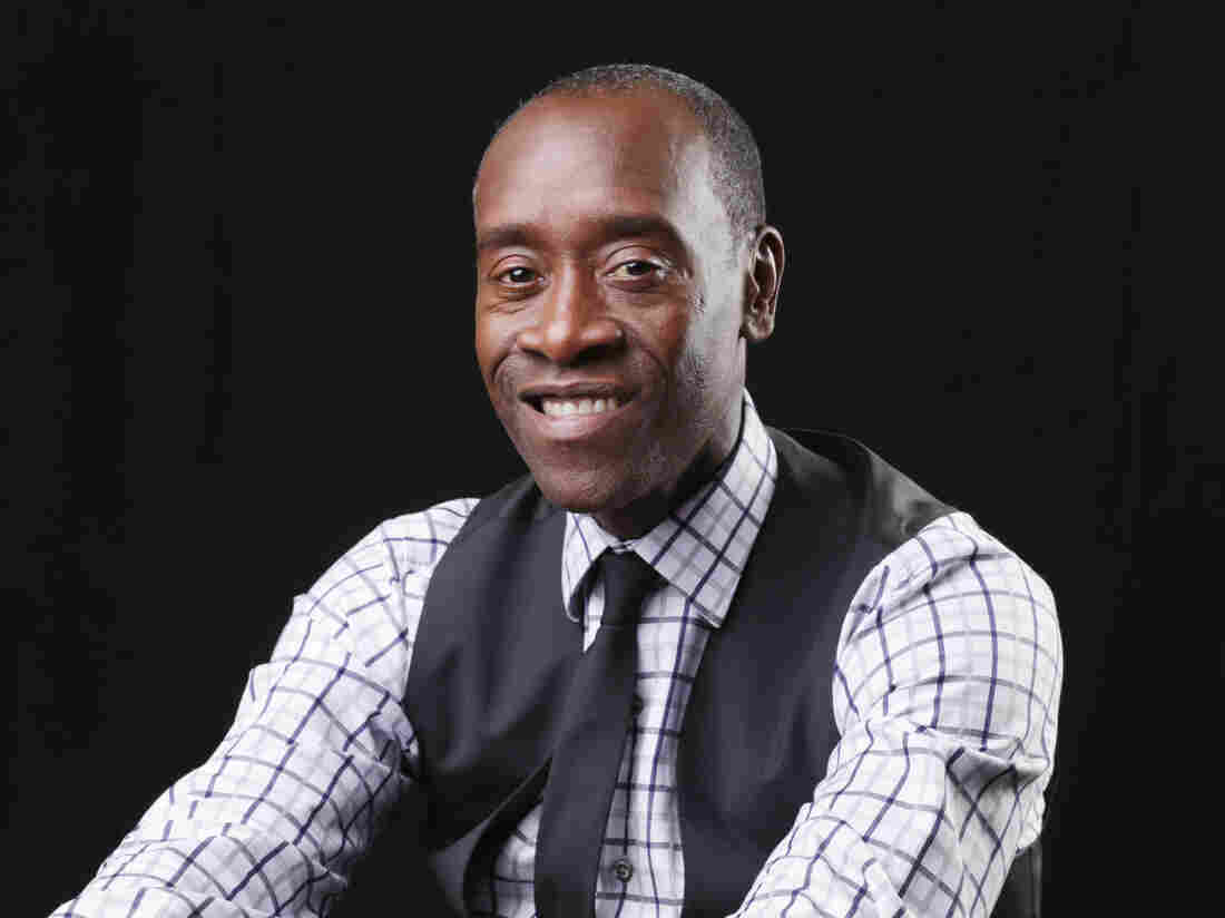 Don Cheadle is known his roles in Hotel Rwanda, Crash and Ocean's Eleven.