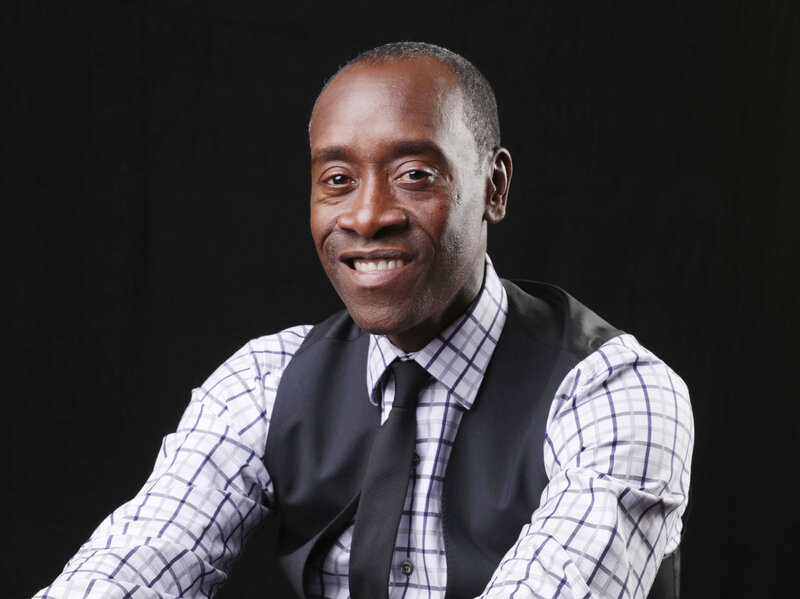 Don Cheadle Kevin Hart Top 50 Celebrities For Brand Endorsements