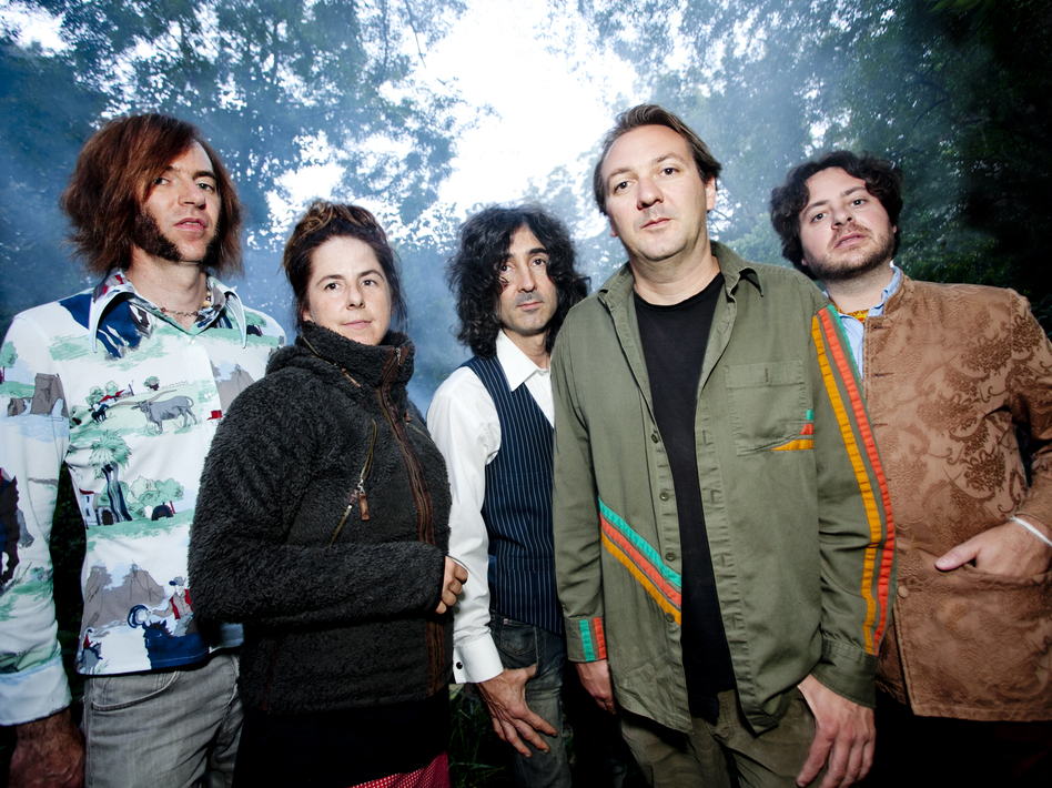 Elf Power's new album, Sunlight on the Moon, comes out Oct. 1.