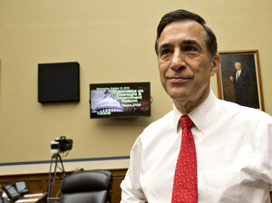 House Oversight Committee chairman and megamillionaire Darrell Issa is reportedly worth more than $355 million.