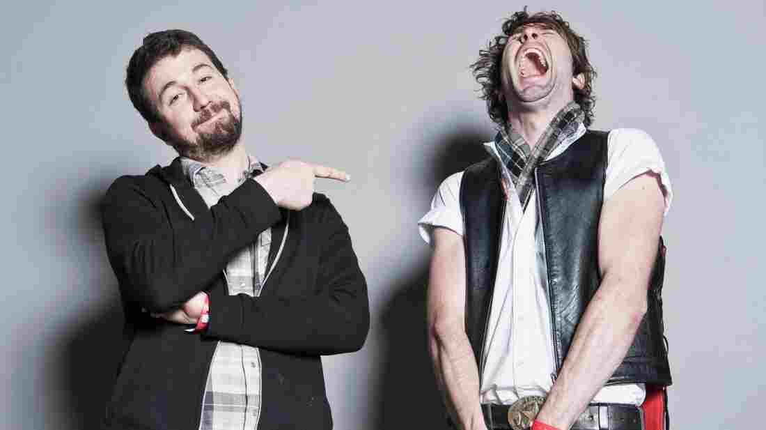 Japandroids' music provides a perfect gateway between mopey angst and unbridled joy.