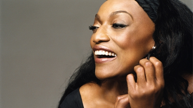 In a conversation aired on WBGO, Jessye Norman credits the study of jazz with her understanding of song interpretation. (Courtesy of the artist)