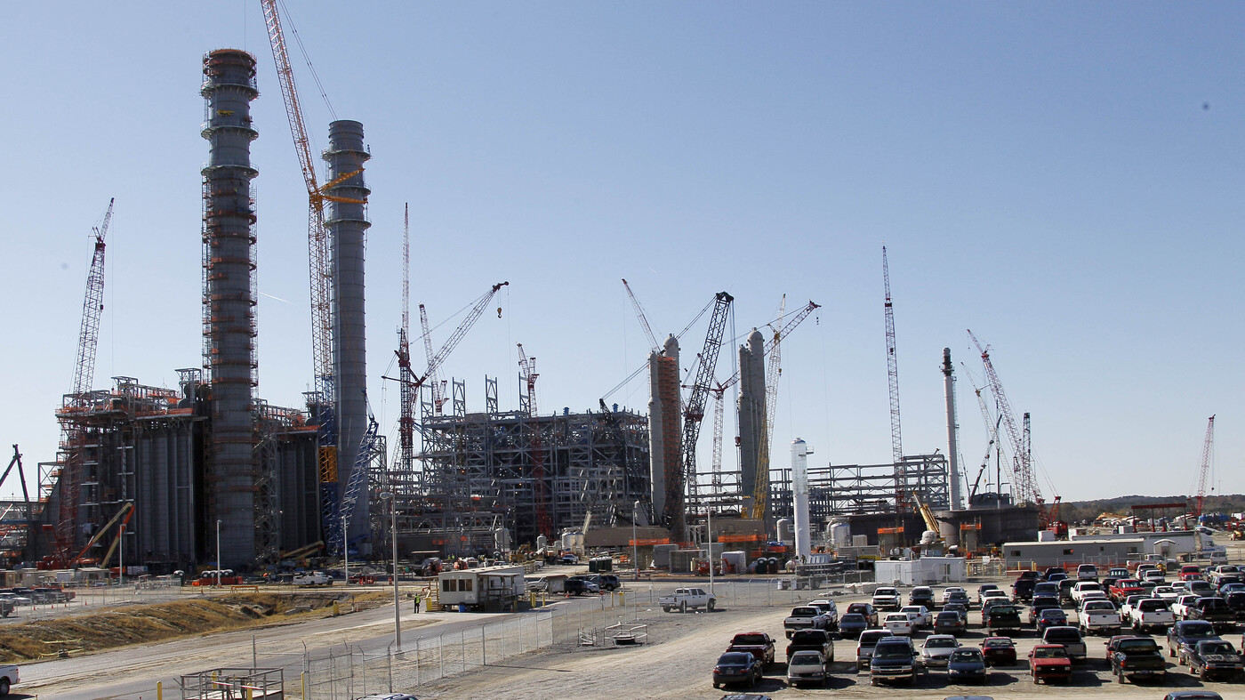 EPA Wants To Limit Greenhouse Gases From New Coal Power Plants