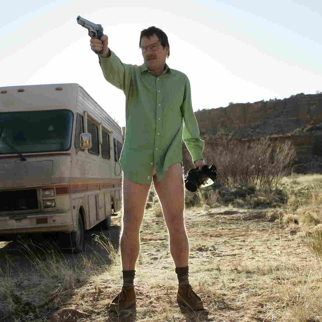 Point Of View: How So Many Rooted For 'Breaking Bad's' Walter White