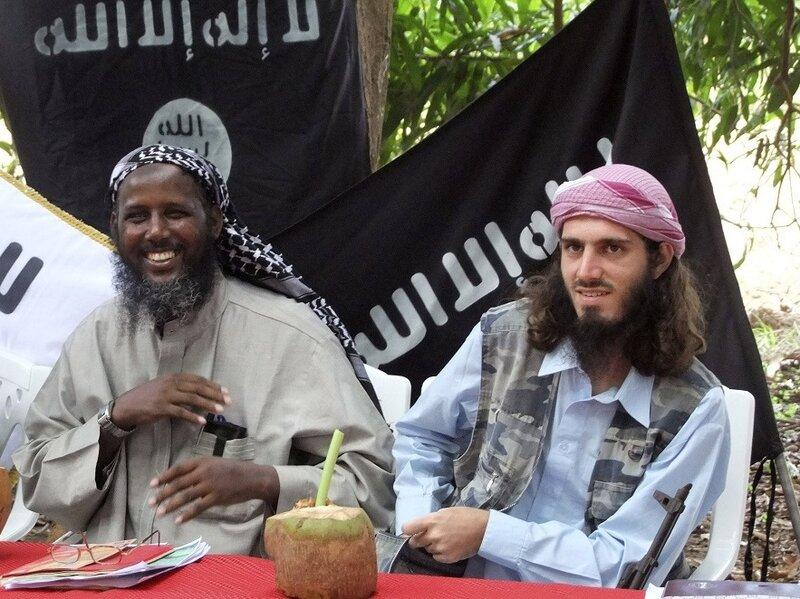 The Last Tweets From An American Jihadist In Somalia : Code Switch ...