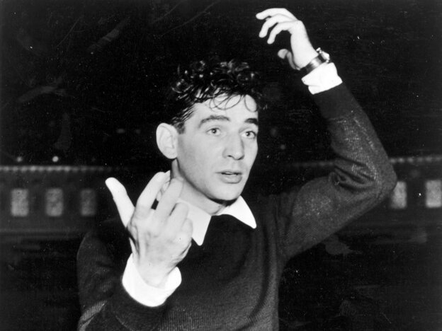 Leonard Bernstein's Age of Anxiety symphony is as unconventional as its creator.