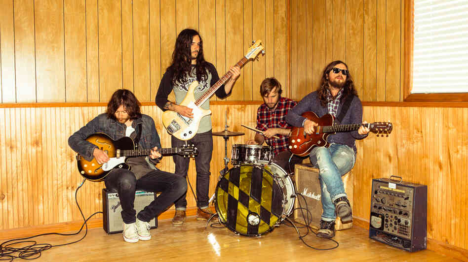 J. Roddy Walston & The Business' new album is called Essential Tremors.