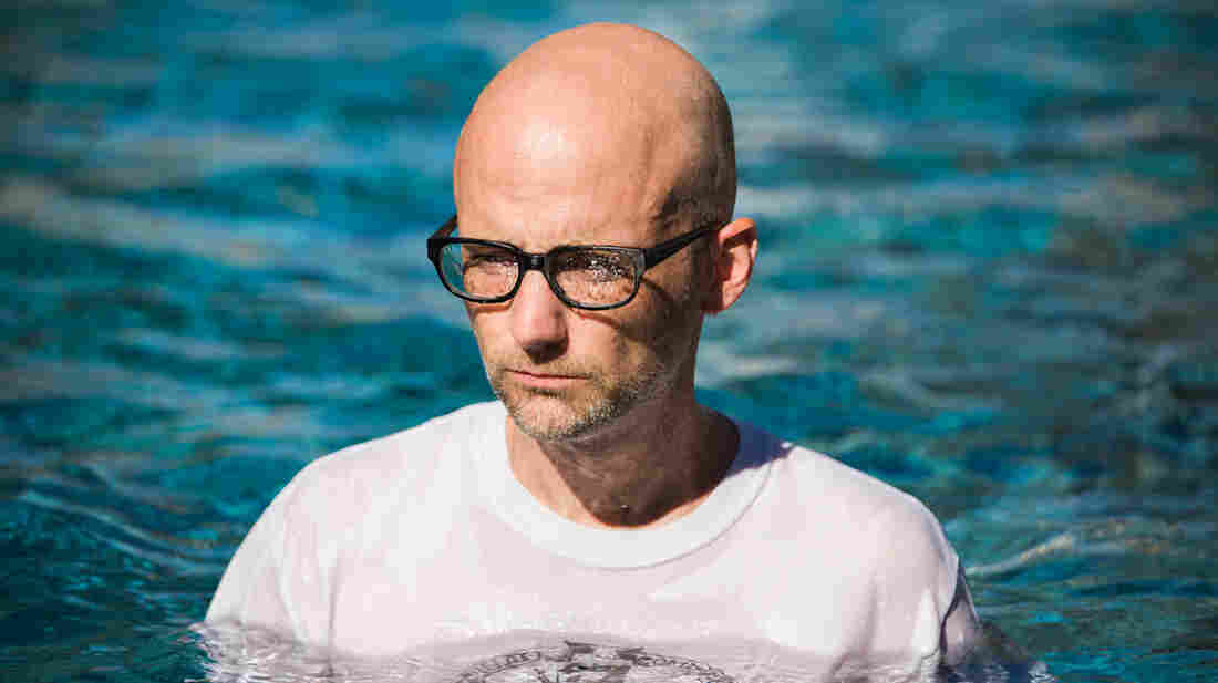 Moby's new album, Innocents, comes out Oct. 1.