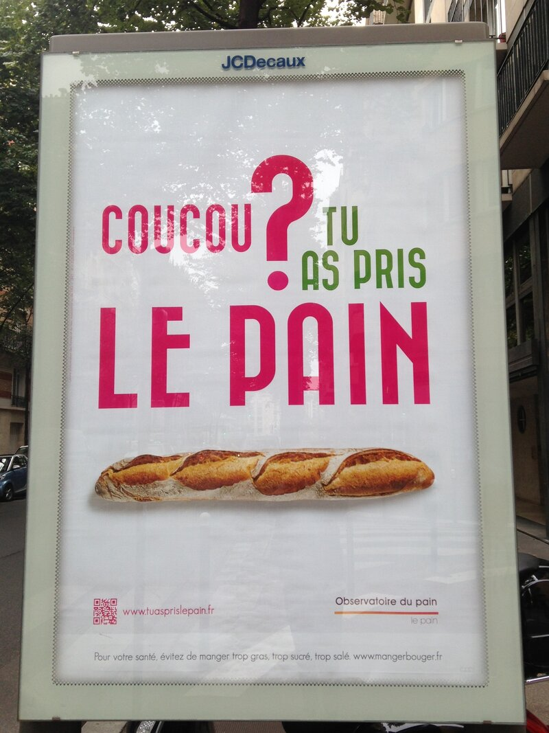 Got Baguettes? Bakers' Lobby Tells France To Eat More Bread