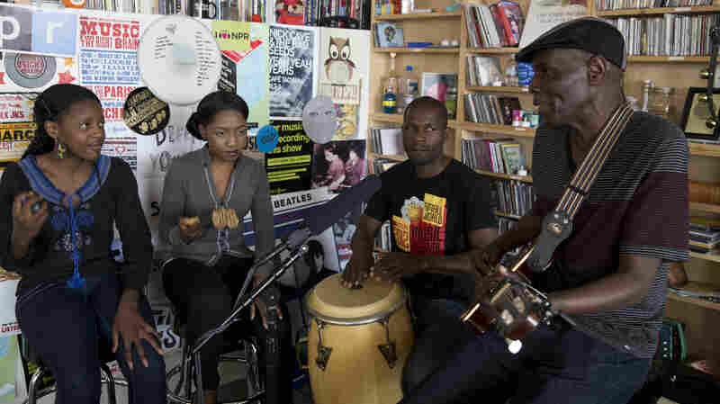 Oliver 'Tuku' Mtukudzi: Tiny Desk Concert
