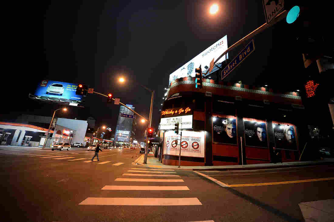 "The Whisky a Go Go club on the storied Sunset Strip, once the hub L.A.'s music scene, acknowledged the May 2013 death of The Doors' keyboardist on its marquee: ""Rest In Peace Ray Manzarek, Thanks for the Memories."""