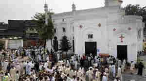 Suicide Attack Strikes Church In Pakistan; Dozens Dead