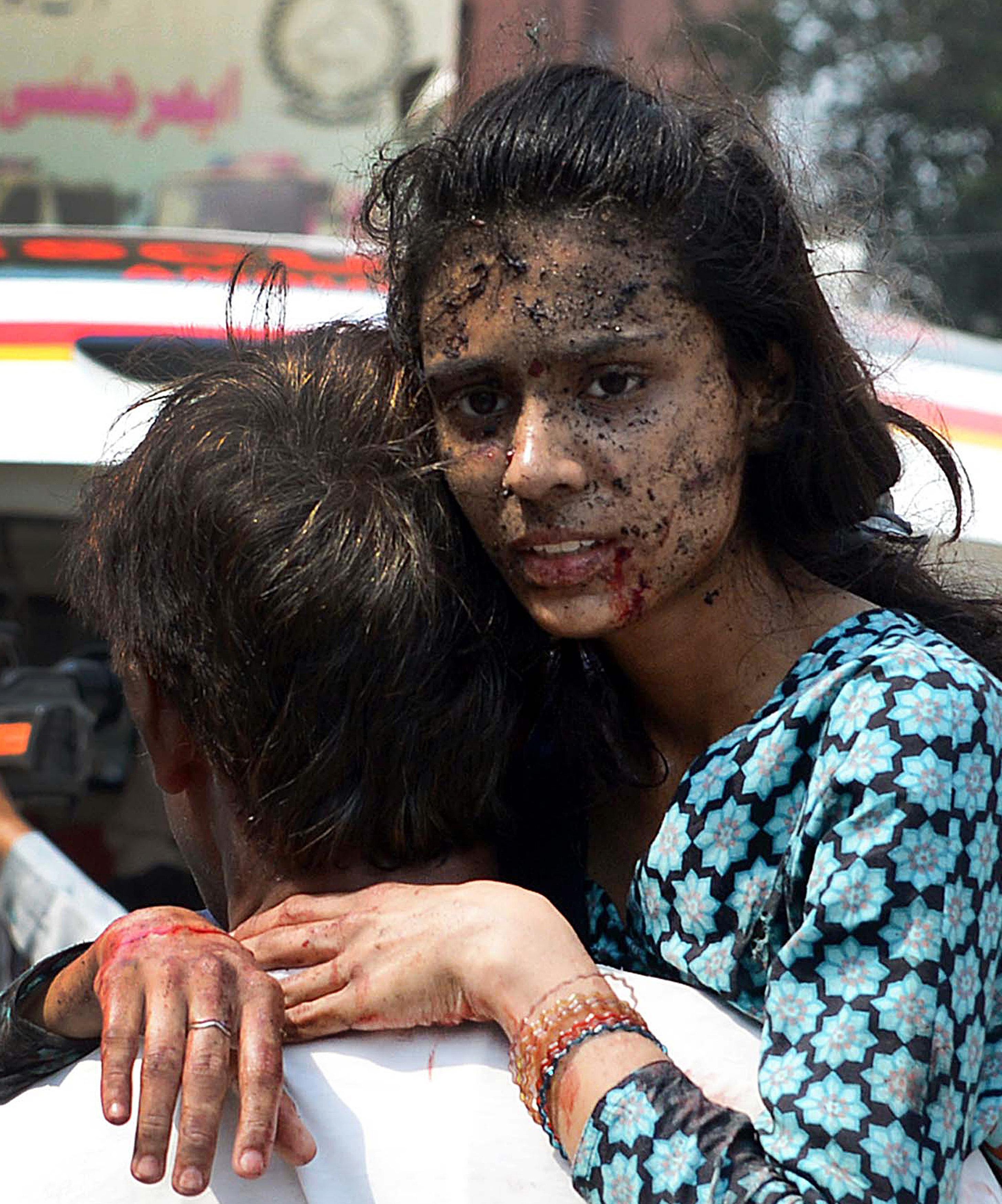Death Toll In Pakistan Church Attack Reaches 85