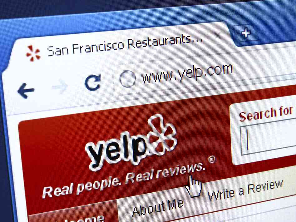 Some reputation management companies required that its writers have a certain number of Yelp friends. Yelp says it welcomed the
