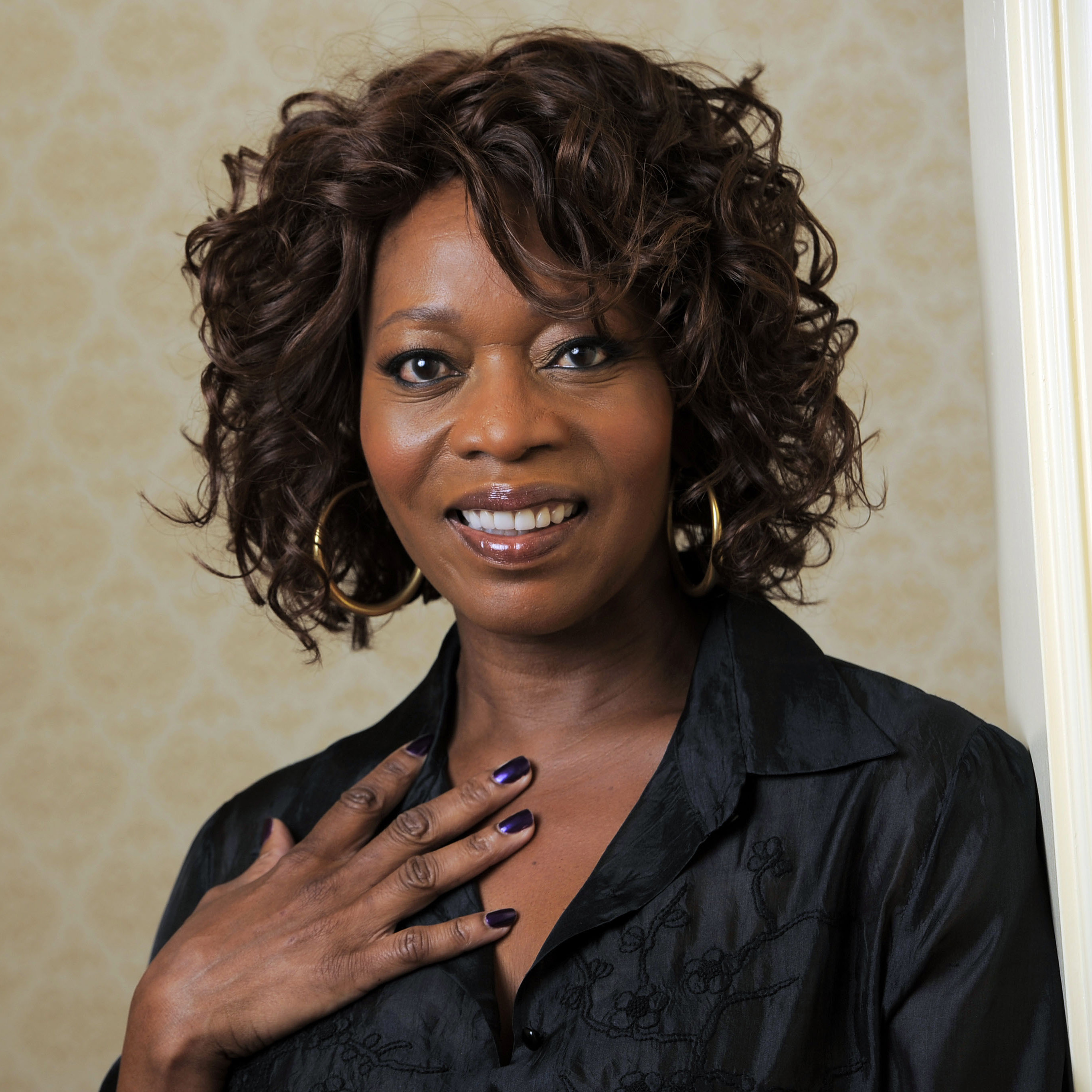 Actress Alfre Woodard says 12 Years a Slave offers a truthfulness that we don't normally get in cinema.