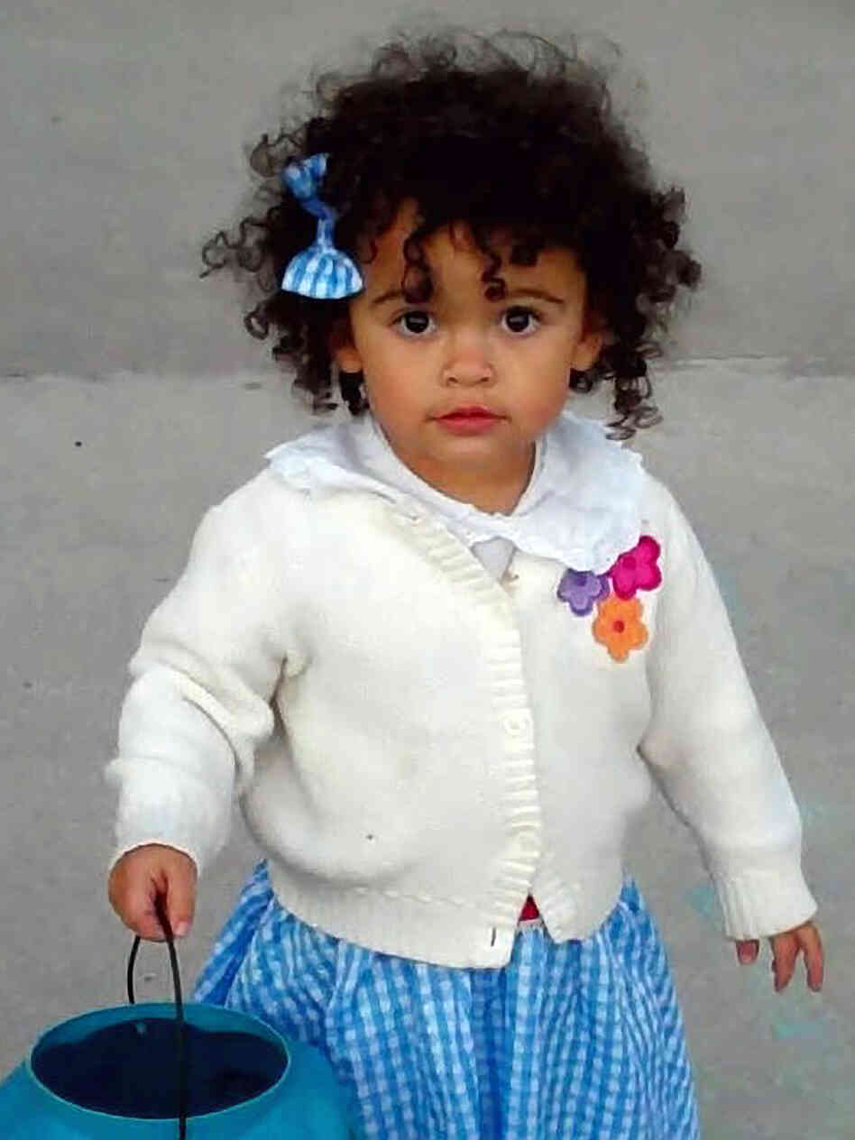 "The South Carolina Supreme Court has ordered finalization of the adoption of ""Baby Veronica"" (shown in 2011) by a couple living near Charleston, S.C."