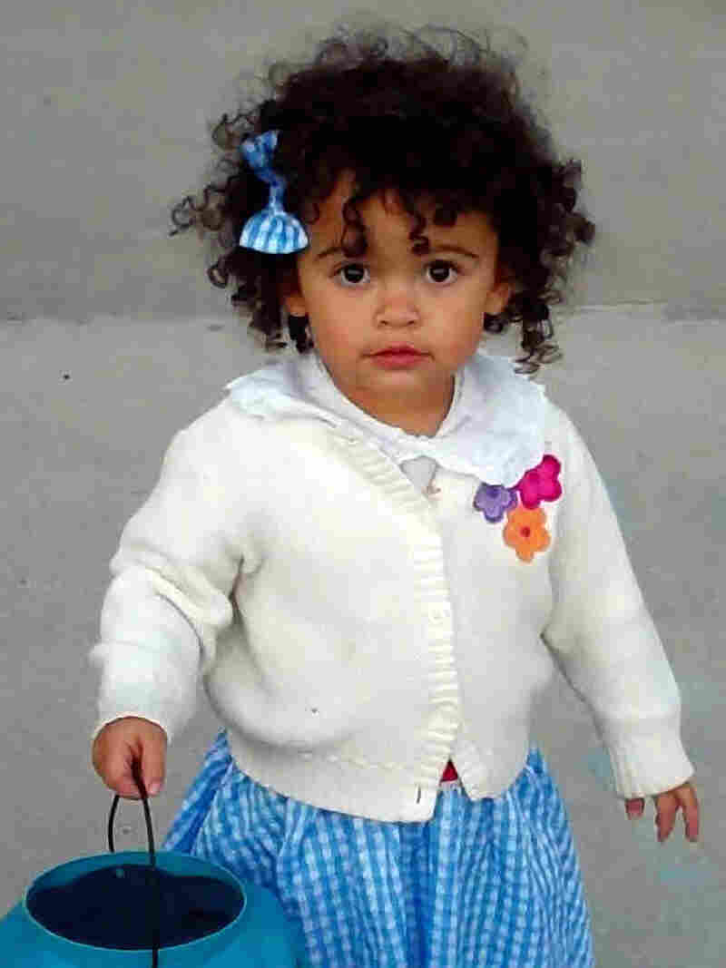 """The South Carolina Supreme Court has ordered finalization of the adoption of """"Baby Veronica"""" (shown in 2011) by a couple living near Charleston, S.C."""