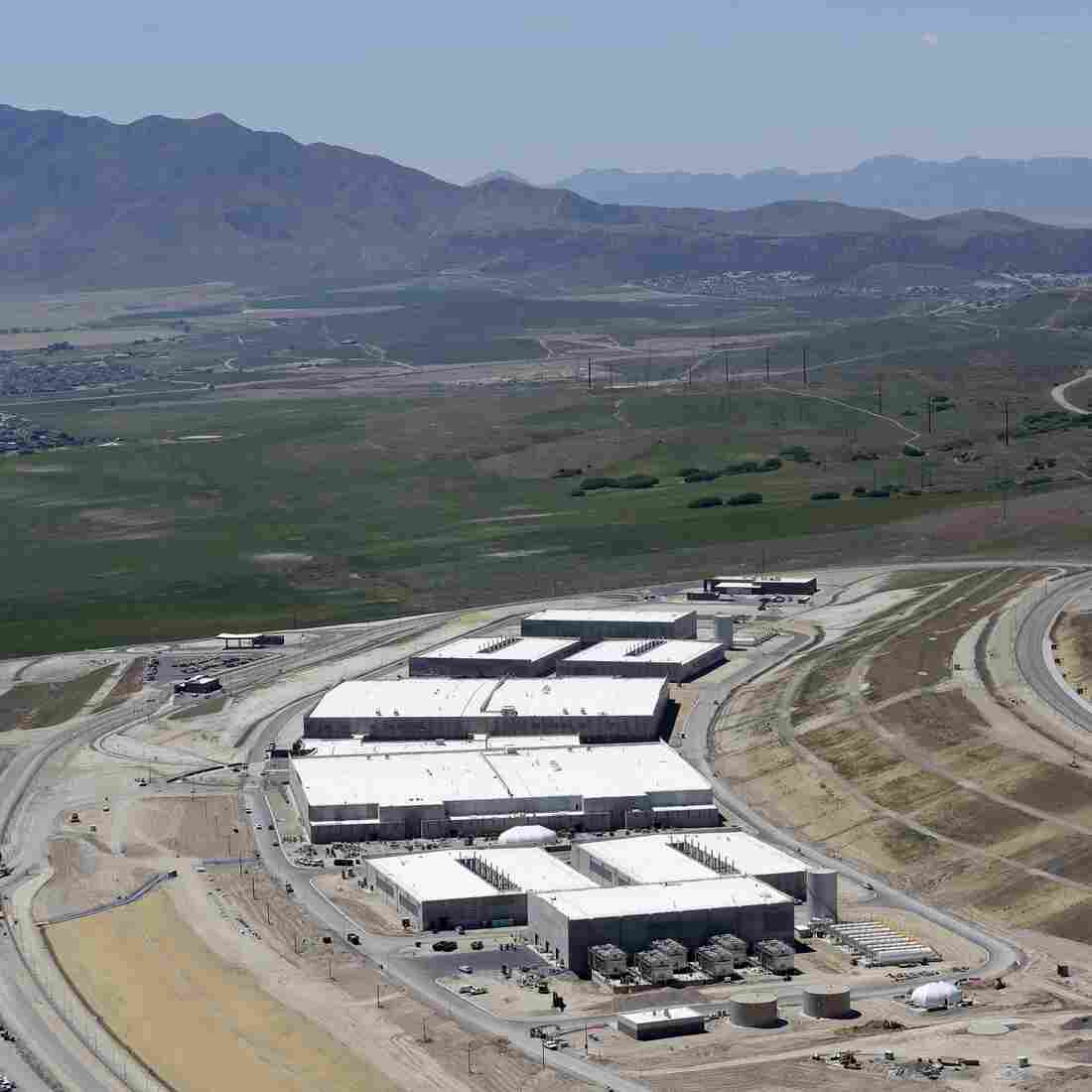 The National Security Agency says its massive new data center near Salt Lake City will enhance the agency's ability to analyze the email, text message, cellphone and landline metadata it collects.