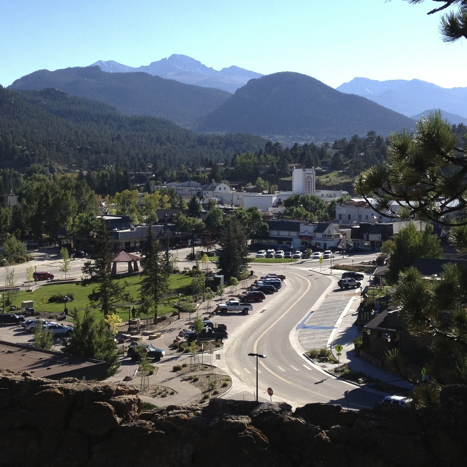 Estes Park, Colo., is known as the gateway to Rocky Mountain National Park. Two of the three main roads into town were ruined in recent floods.