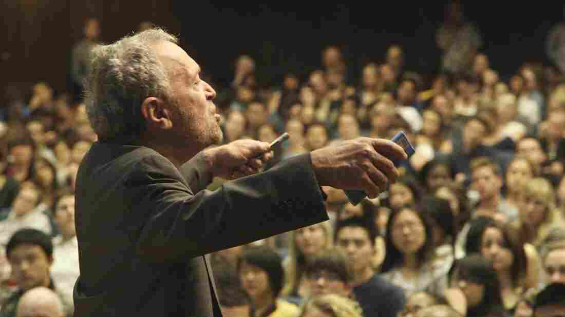 Former U.S. Labor Secretary Robert Reich, now a professor at the University of California-Berkeley, takes a look at growing income disparity in Inequality for All.