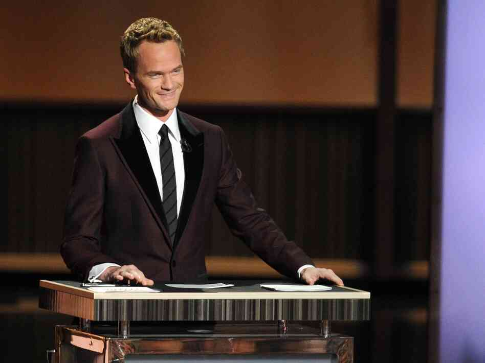 Neil Patrick Harris hosted the Emmy Awards on Sunday night.