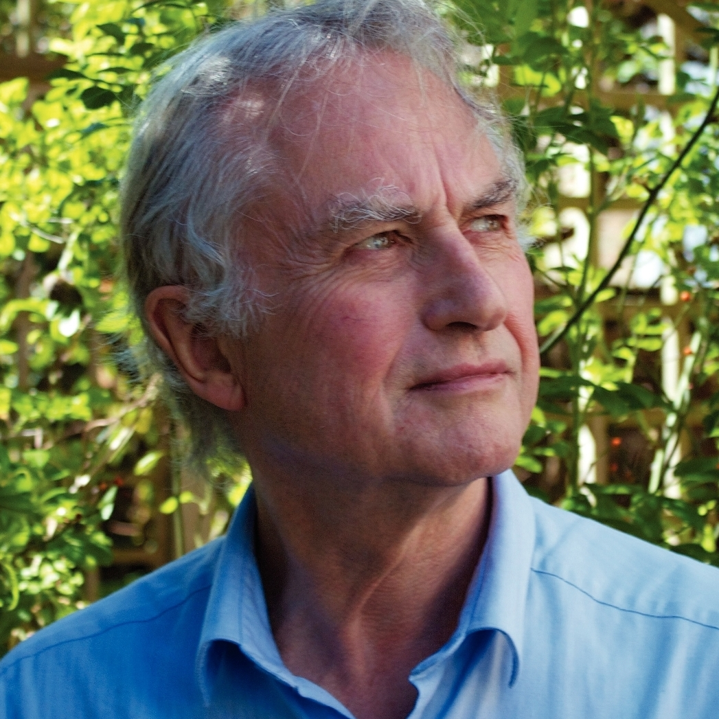 Vocal atheist Richard Dawkins is the author of The Selfish Gene and The God Delusion.
