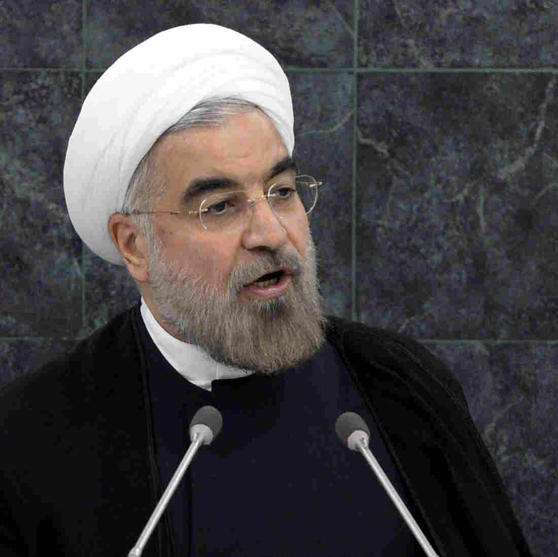 Iranian President: 'Prudent Moderation' Ensures Bright Future
