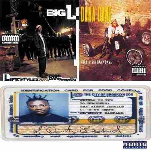 Big L, Lifestylez Ov Da Poor & Dangerous vs. ODB, Return To The 36 Chambers: The Dirty Version vs. Dana Dane, Rollin' Wit' Dana Dane