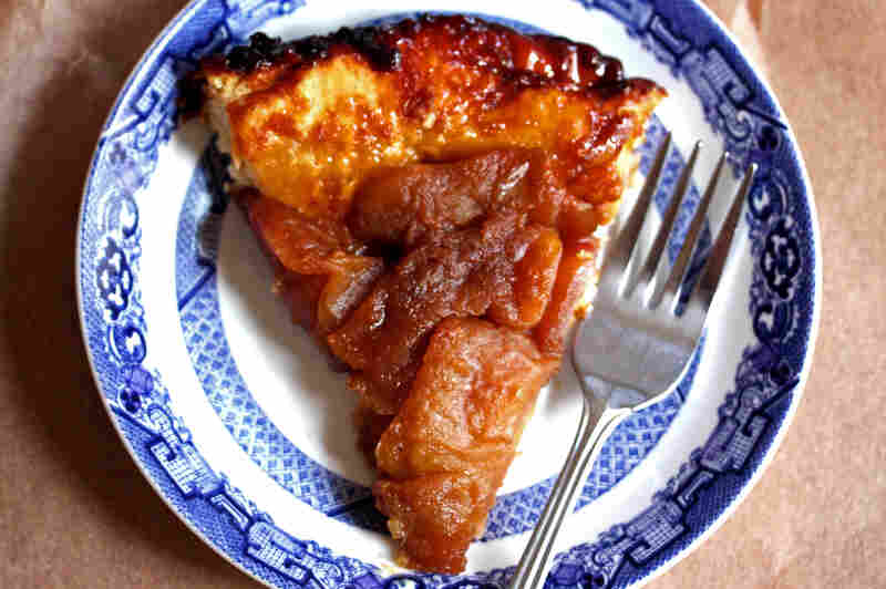Brown Sugar Tarte Tatin