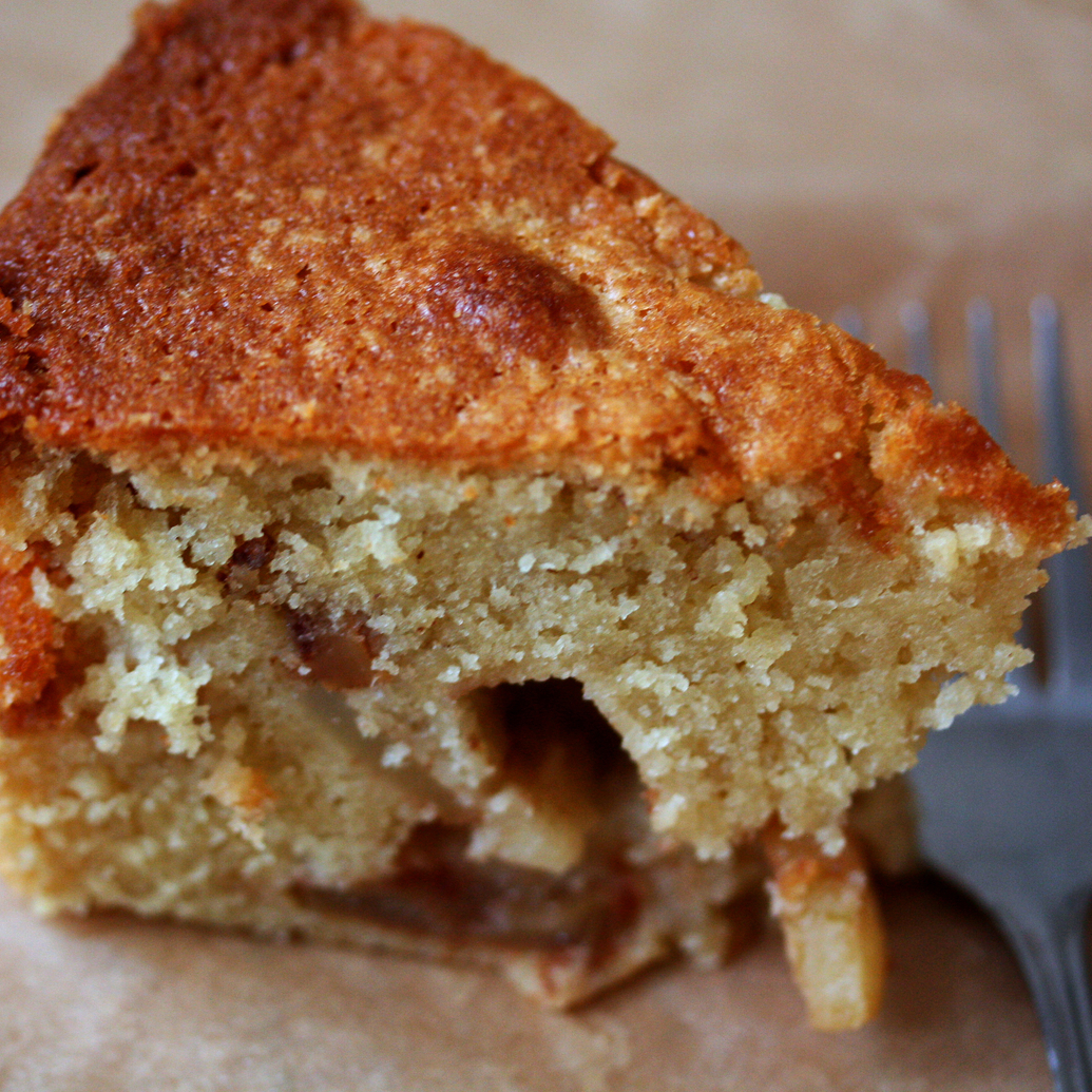 Apple and Butter Cake