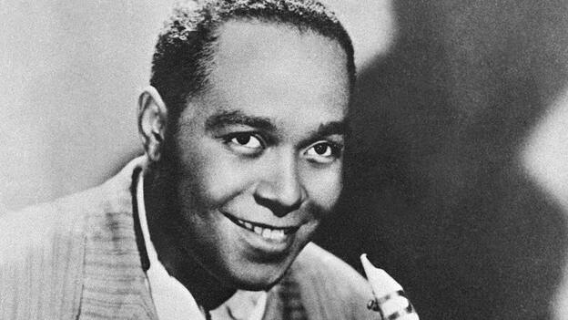 Charlie Parker, shown here in an undated photo, was a legendary jazz saxophonist. (AFP/Getty Images)