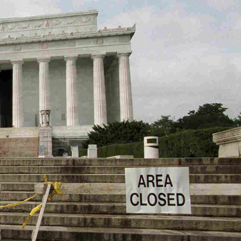 Deja Vu: A Look Back At The Last Shutdowns, In Photos