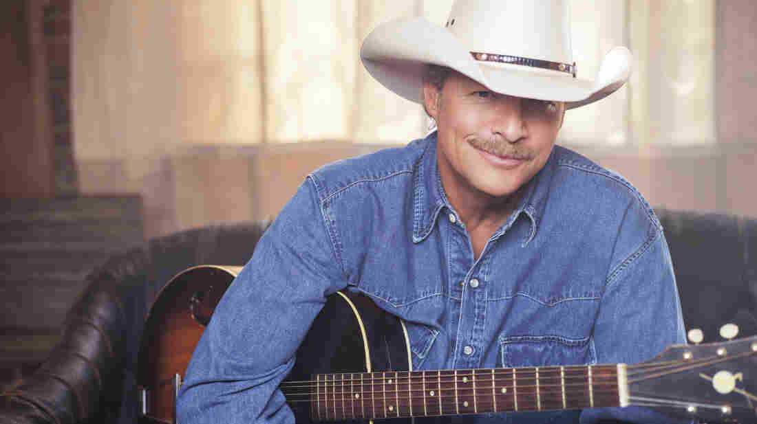 Alan Jackson's The Bluegrass Album combines new originals with some staples of the genre.