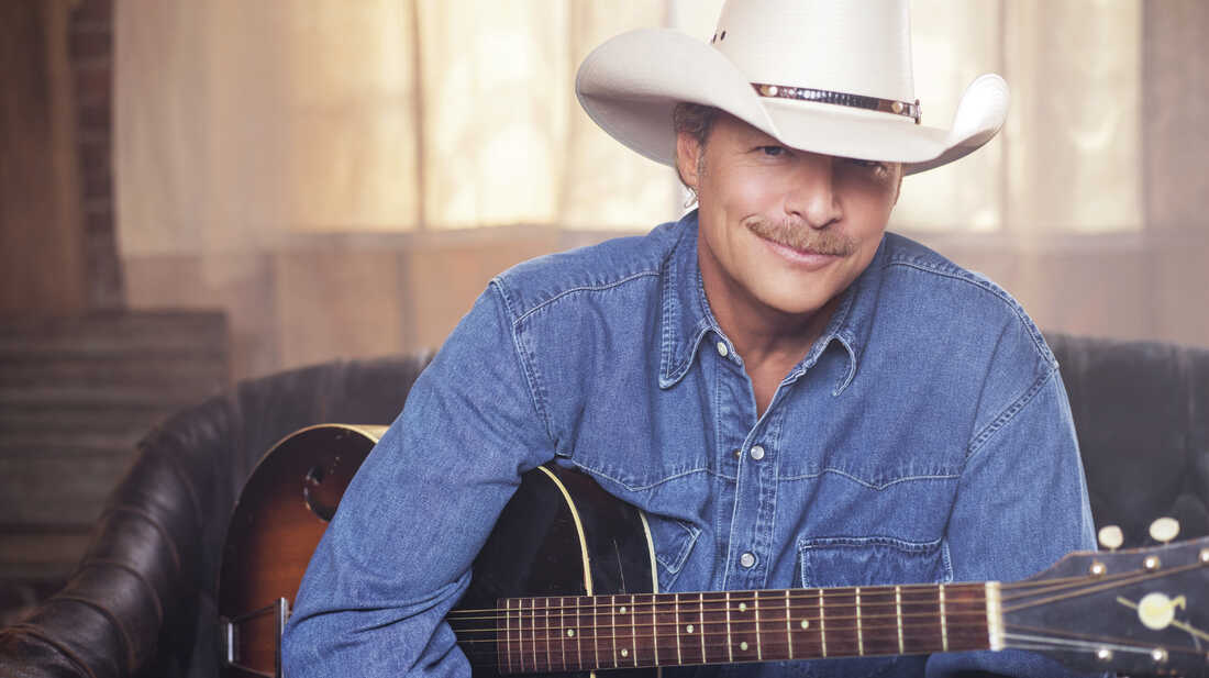 'You Can Always Come Home': Alan Jackson On Family And Bluegrass