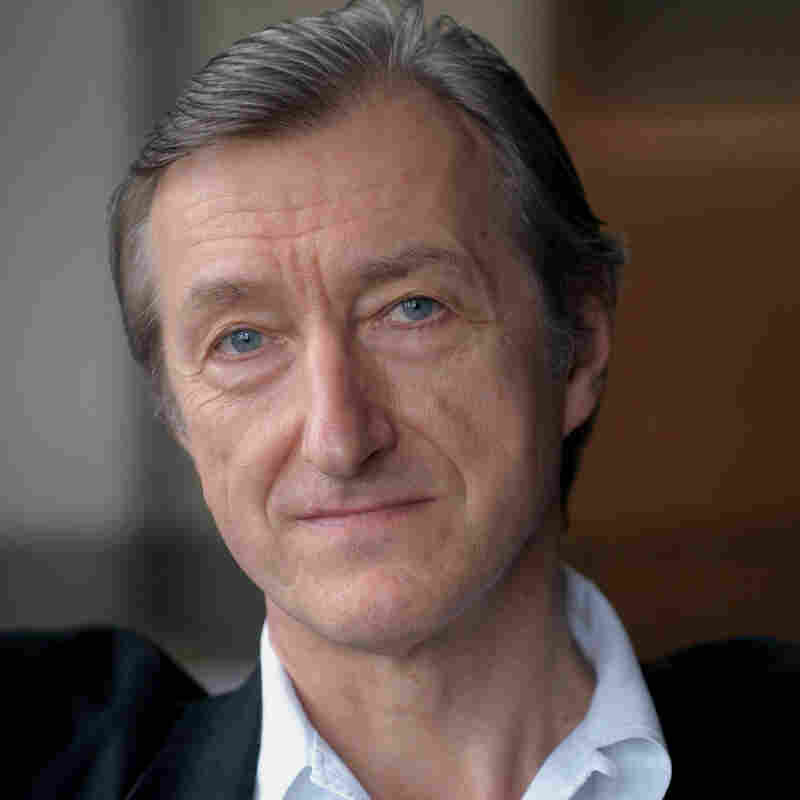 Book Review: 'Levels Of Life,' By Julian Barnes : NPR