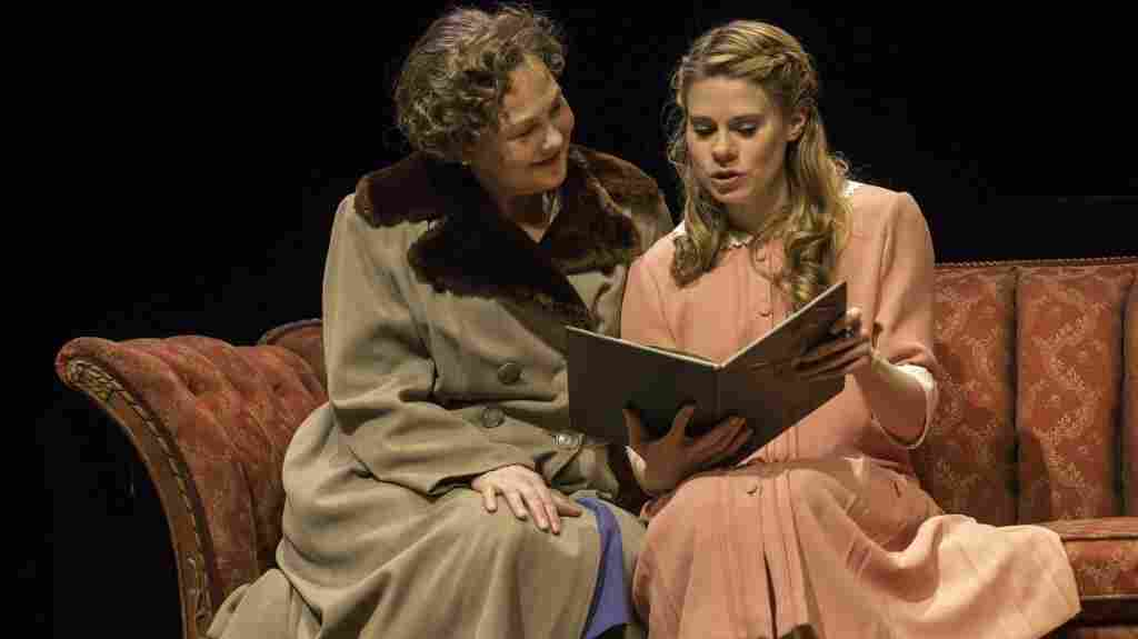 In a Broadway transfer of the American Repertory Theatre's acclaimed production of The Glass Menagerie, Cherry Jones plays Amanda, mother to the very troubled Laura (Celia Keenan-Bolger). The play cemented Tennessee Williams' reputation as an American original when it premiered in 1945.