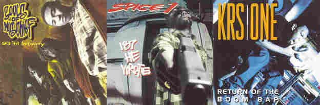 On September 28, 1993, three very different albums, Souls of Mischief's 93 'Til Infinity, Spice 1's 187 He Wrote and KRS-One's Return of the Boom Bap.