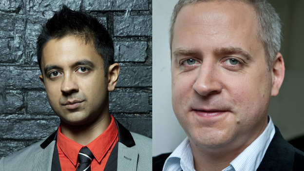 Vijay Iyer and Jeremy Denk are 2013 MacArthur fellows. (Courtesy of the artist )