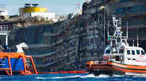 Two Bodies Found Near Costa Concordia Wreck