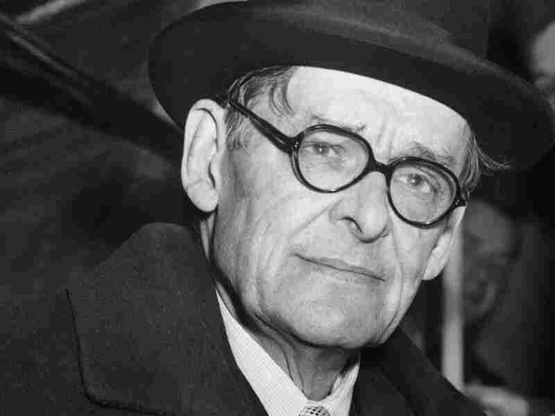 American-born British poet and playwright T.S. Eliot received the Nobel Prize in Literature in 1948.