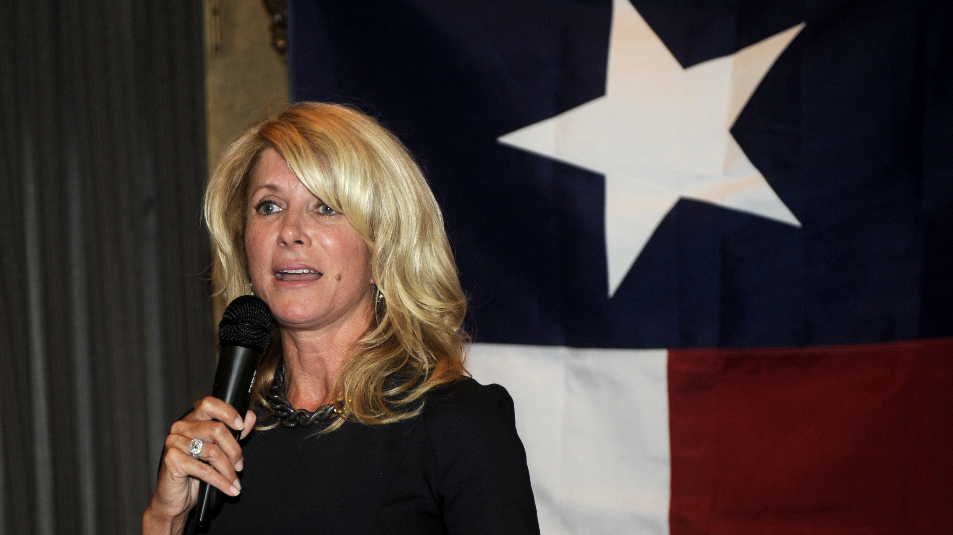 Famous For Filibuster, Wendy Davis To Run For Texas Governor