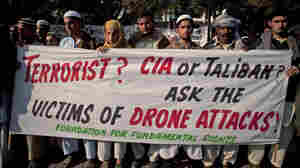 Study: Effectiveness Of U.S. Drone Strikes Doubtful