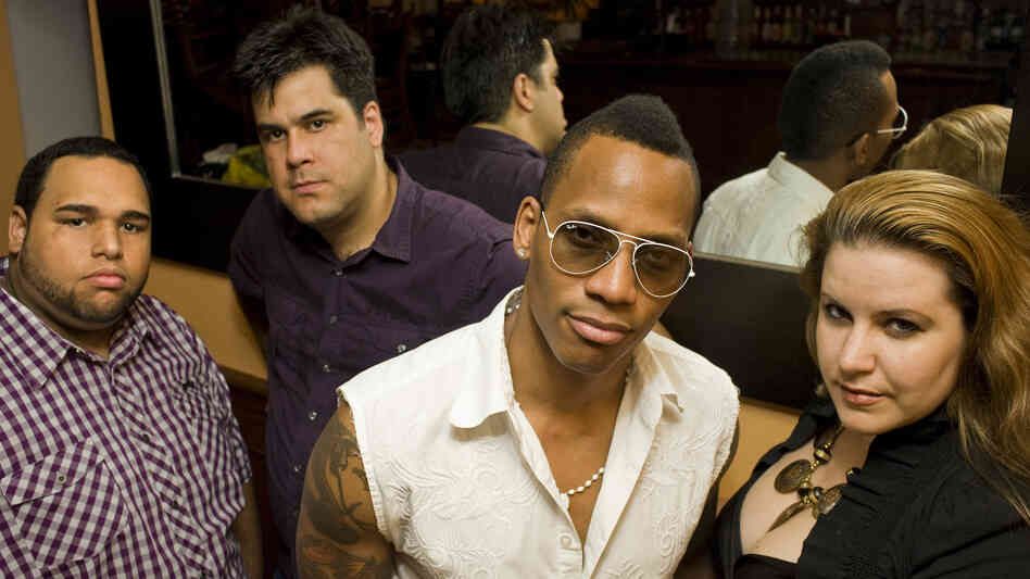 The Pedrito Martinez Group's self-titled album comes out Oct. 8.