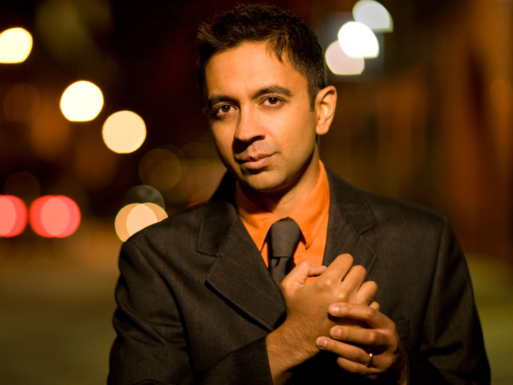 Vijay Iyer: Self-Taught Jazz Pianist Goes 'Solo'