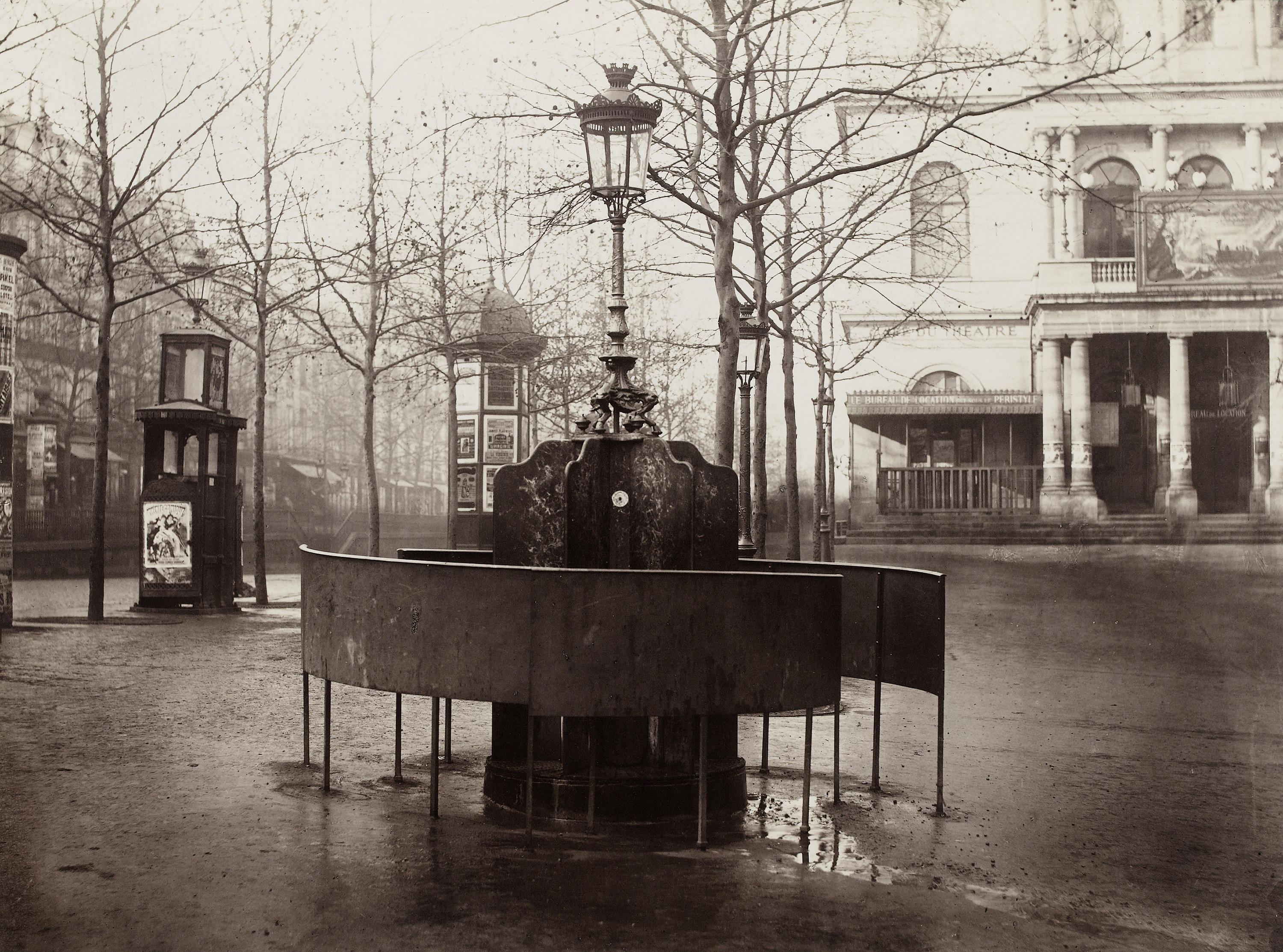 An Insider's View Of 19th-Century Paris (Even The Urinals)