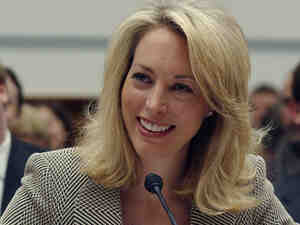 Valerie Plame was outed as a covert CIA operative in a 2003 Washington Post column. Her story was depicted in the 2010 film Fair Game, starring Naomi Watts as Plame.