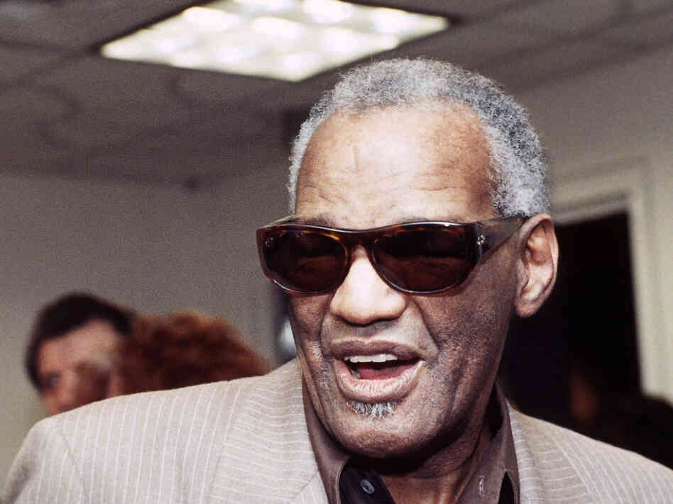 A biopic about the musician Ray Charles, who became completely blind by age 7, inspired Osagie Obasogie to research how blind people 'see' race.