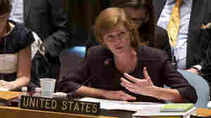 U.N. Ambassador: U.S. Got What It Sought With Syria Resolution